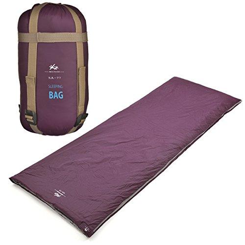BESTEAM Ultra light Rectangular Sleeping Backpacking product image