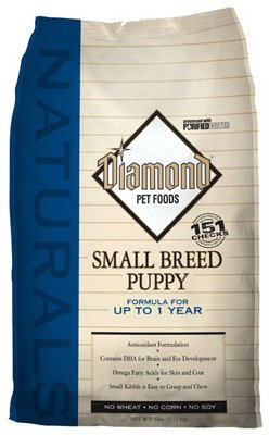 Amazon diamond pet foods 60823 naturals dog food small breed diamond pet foods 60823 naturals dog food small breed puppy 6 lbs forumfinder Image collections
