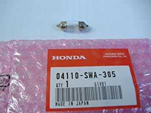 Honda Genuine OEM Dome Light / Map Light Bulb - 04110-SWA-305