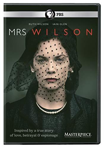 Masterpiece: Mrs. Wilson DVD