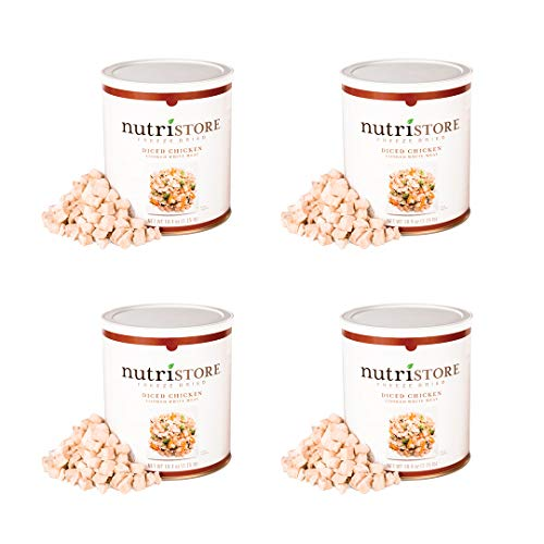 Nutristore Freeze Dried Chicken