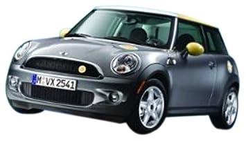 Scalextric Mini E Cooper Coche miniatura para circuito de carreras eléctrico importado
