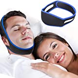 Belletek Adjustable Anti-Snoring Chin Strap, Stop Snoring Jaw Strap Comfortably for Men
