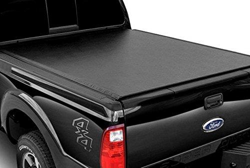 Tri-Fold Soft Tonneau Cover 1983-2011 FORD RANGER REGULAR/SUPER CAB 6' SHORT BED - Ford Ranger Tonneau Cover
