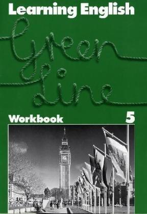 Learning English, Green Line, Workbook zu Tl. 5