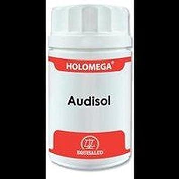 Holomega Audisol 50 cápsulas de Equisalud: Amazon.es: Salud y cuidado personal