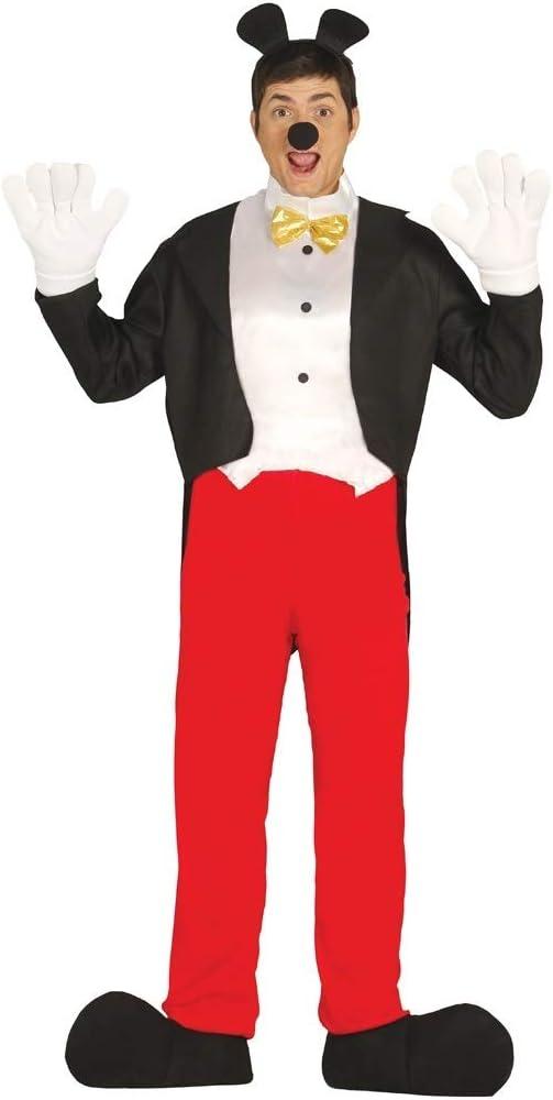 Fancy Me Hombre Mickey Mouse Halloween Día del Libro Disfraz Talla ...