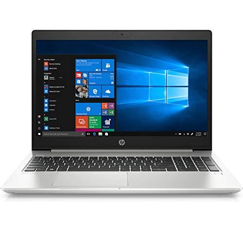 "HP ProBook 450 G7 15.6"" Notebook - 1366 x 768 - Core i5 i5-10210U - 4 GB RAM - 256 GB SSD - Pike Silver - Windows 10 Pro 64-bit - Intel UHD Graphics 620 - English Keyboard - Intel Optane Memory Ready"
