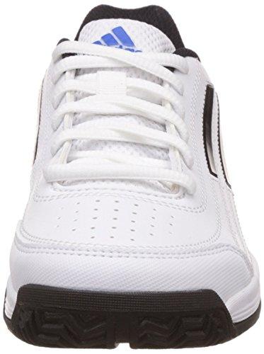 Weiß Attack Sonic Tennis core Adidas ftwr Chaussures Black Mixte De matte K Blanc Silver Enfant White TgpHfw