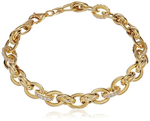 Diamond 18k Vermeil Bracelet - 2