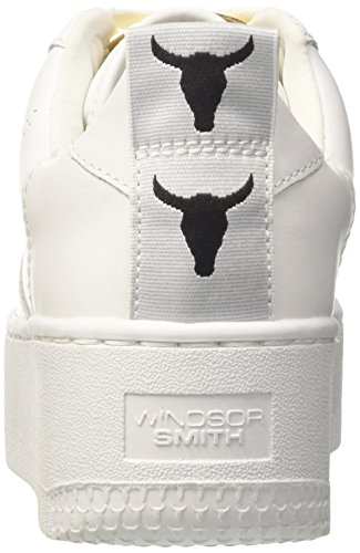 smith Femme White Windsor RACERR Baskets zwCU1nqd