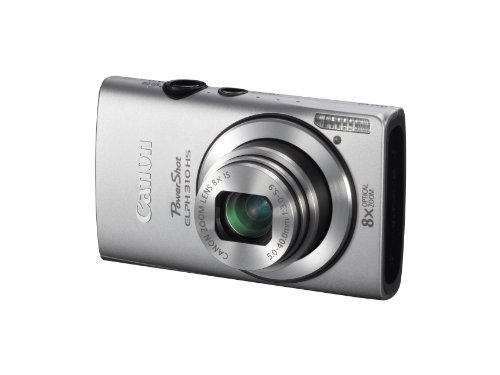 Canon PowerShot ELPH 310 HS 12.1 MP CMOS Digital Camera with