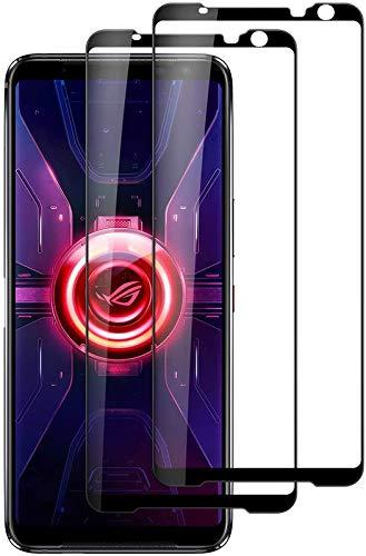 SmartLike 21D 9H Full Glue Tempered Glass for Asus ROG Phone 3 ZS661KS 2020 Release