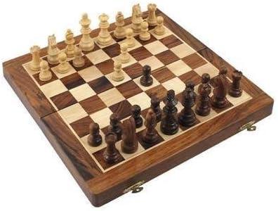Juego Ajedrez Caja 25 cm: Amazon.es: Hogar