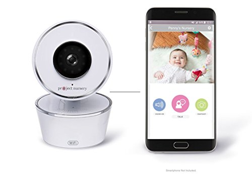 Alexa Enabled Smart Baby Monitor with WiFi from Project Nursery by Project Nursery (Image #2)