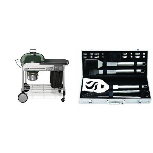 Weber 15507001 Performer Charcoal Cuisinart