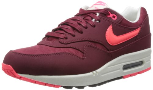 Nike Air Max 1 PRM - Team Red Camo Trainer Red