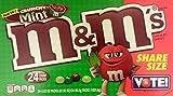 M&M's Crunchy Mint 2.83oz Share Size 24 Count