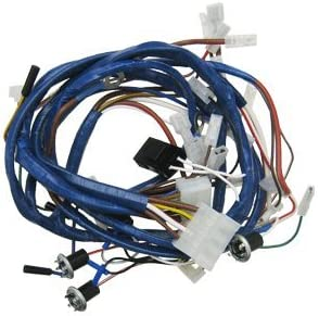 [DIAGRAM_38IS]  Amazon.com: C5NN14A103AF Compatible with Ford Tractor Wiring Harness, Front  and Rear 2000, 3000, 4000,: Garden & Outdoor | Ford Wiring Parts |  | Amazon.com