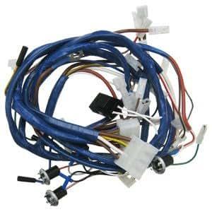 c5nn14a103af ford tractor parts wiring harness. Black Bedroom Furniture Sets. Home Design Ideas