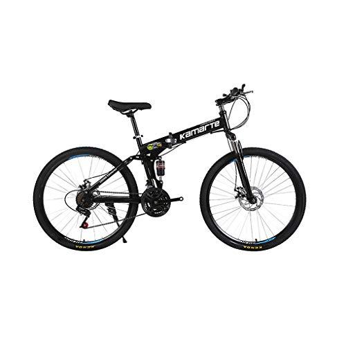 Bikes For Adults Dirt Bike Mountain Folding Bike Exercise Bike Road Bike Mens Bike Girls Bike 26 Inch Small Portable…