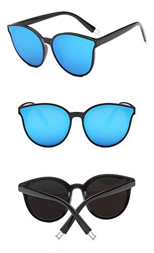 de Gafas para Gafas Gafas 1 para sol de pcs 1 sol mujer de de unisex sol hombres Scrox Gafas sol ZwXaqH