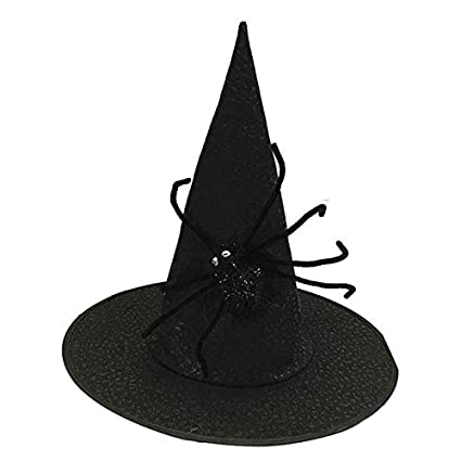 wholesale online separation shoes buying now Party Hats - Witch Hat Decorative Spider Decor Non Woven ...
