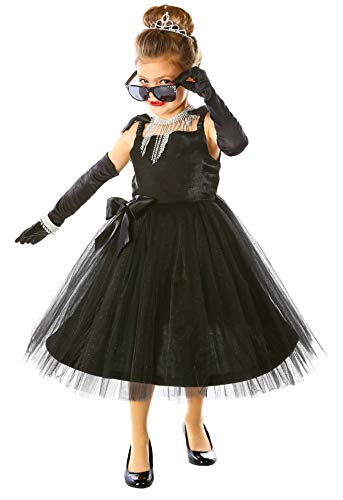 Princess Paradise 4086BK_S Movie Star Costume Costume,