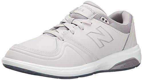 New Balance Women's WW813 Walking Shoe, Grey, 12.5 2E US