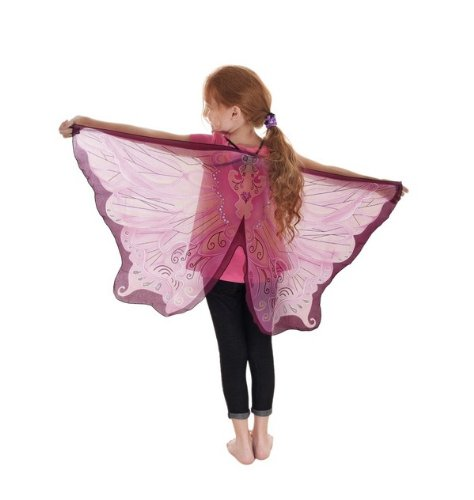Douglas Toys Pink Fairy Wings with -