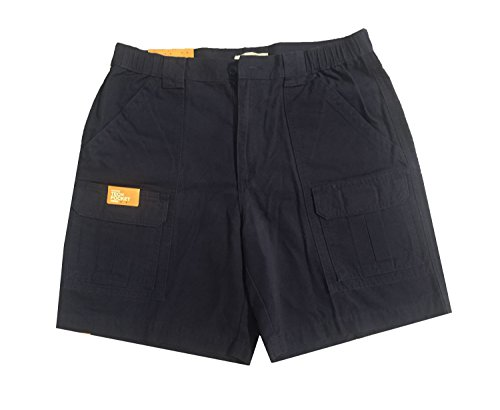 Savane Men's Comfort Hiking Cargo Shorts Blue Nights 34