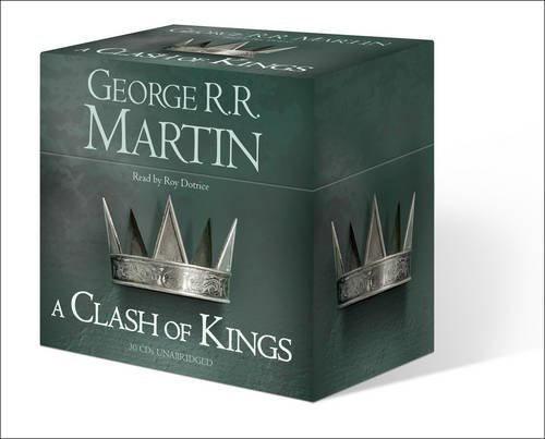 A Clash of Kings (A Song of Ice and Fire, Book 2) by George R.R. Martin (2015-05-05)
