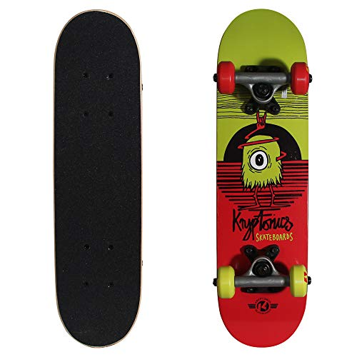 Kryptonics Locker Board 22 Inch Complete Skateboard - -