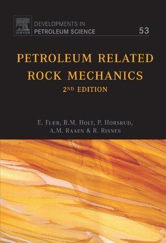 Petroleum Related Rock Mechanics: 2nd Edition by Fjar, E. (2008) Paperback