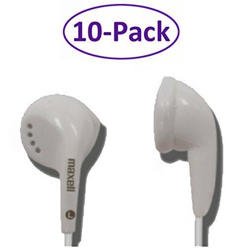 (MAXELL 190560 - EB95 Dynamic Earbuds Black )