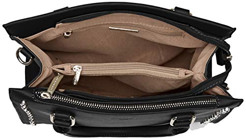 Maniglia Black Nero Borsa Donna 5822 Jones 2 con David TORa7Pwa