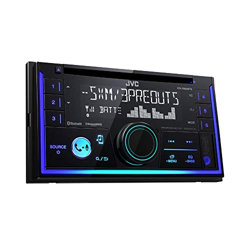 JVC In-Dash CD Receiver (KW-R930BT)