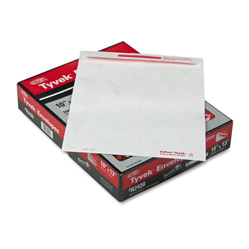 - Flap-Stik self-adhesive closure. 10 x 13 TIP Quality Park Products - Tamper Indicating Panel White Advantage Flap-Stik Tyvek Mailer Quality Park Side Seam Moisture and rip resistant Sold As 1 Box 100//Box