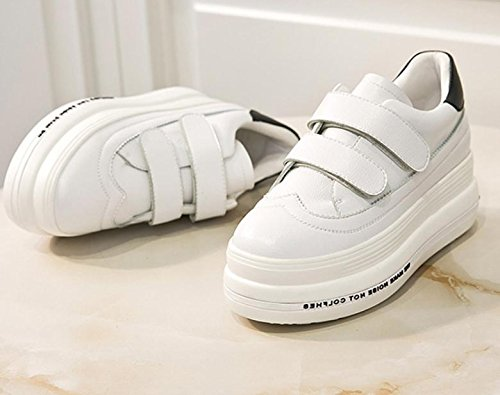 base shoes white shoes large in shoes white female female black canvas and students Spring platform earlier small shoes leisure IAZwSWqp