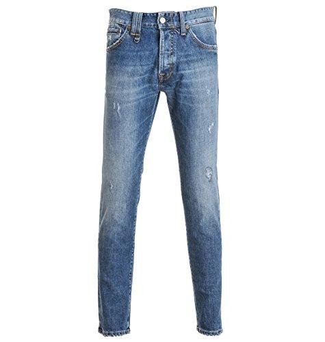 Cycle Herren MPT191D0022808 Blau Baumwolle Jeans