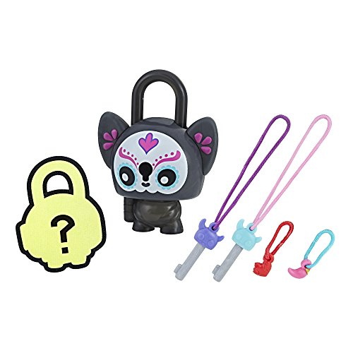 (Hasbro Lock Stars Sugar Skull Cat)