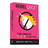 REBEL DECK - The Oracle with Attitude - Oracle Deck