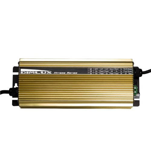 Advanced Nutrition Dimlux Digital 600W Ballast - Dimmable - Can Use With Opticlimate Controller