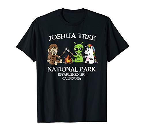 Joshua Tree National Park Shirt California State Gift