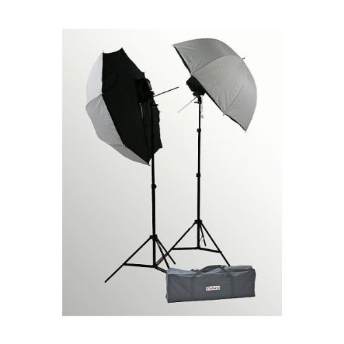 Amazon.com: Fotografía Estudio de cámara flash Umbrella Softbox Brolly Caja de luz Soporte Kit ULSSB35: Electronics