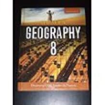 Human Geography 8: Student Text: Written by Graham Draper, 2009 Edition, (1st Edition) Publisher: Nelson Canada ELHI [Hardcover]