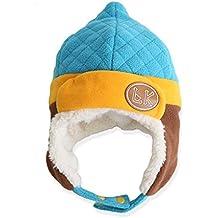 LoveKids Love Kids Winter Soft Fleece Hat Earflap for Boys and Grils