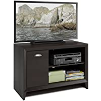 CorLiving TEK-581-B Kansas TV Bench, Espresso Finish