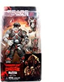NECA Gears of War Series 3 Locust Drone Action Figure [Grappler]