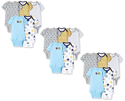 Gerber Baby Piece Onesies Sizes product image